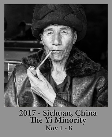 10-31-2017 China Sichuan Yi Minority