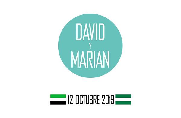 Marian & David - 12 octubre 2019