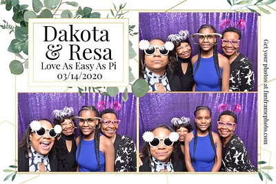 Dakota and Resa's Wedding
