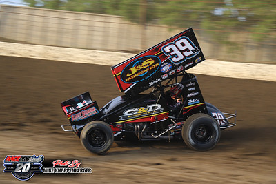 Grandview Speedway Thunder On The Hill PA Speedweek - 6/30/20 - Mike Knappenberger