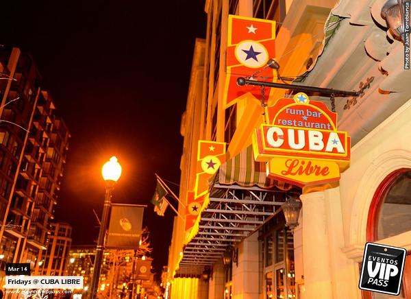 CUBA LIBRE | Fri, Mar 14