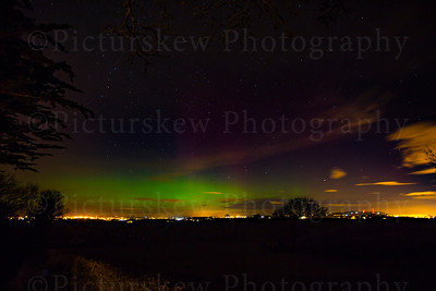 Aurora Watching-N.Ireland