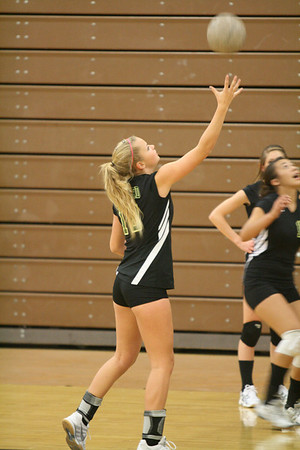 Concord High JV Volleyball Oct 22