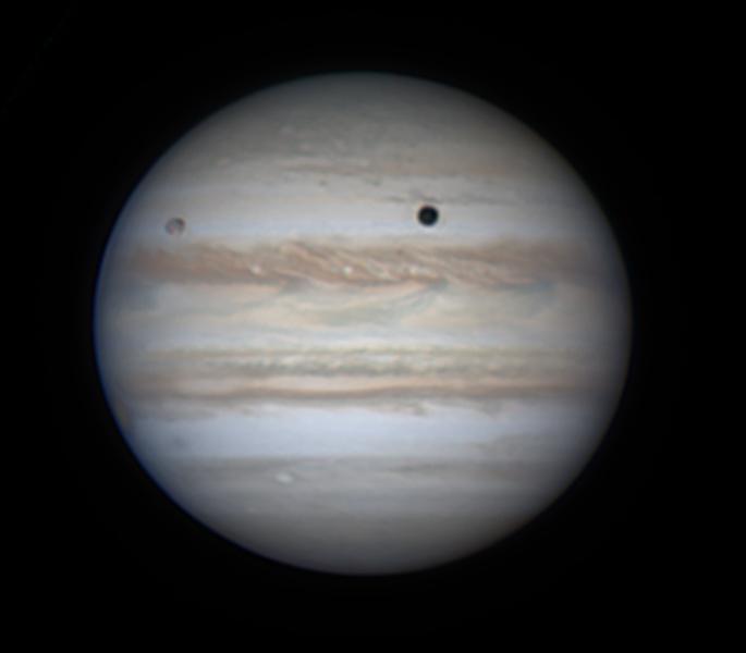 Jupiter June 26, 2020
