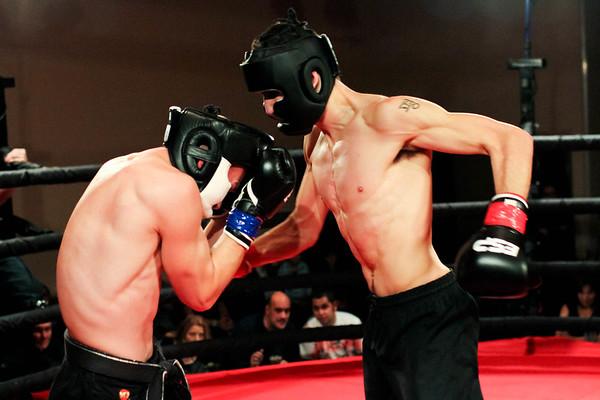 Ben Kilgard vs Jake Marcus