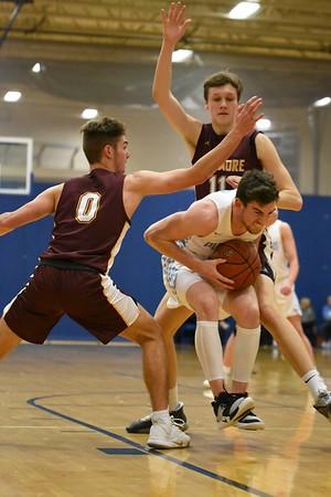 Fennimore @ Mineral Point Boys Basketball 1-16-20