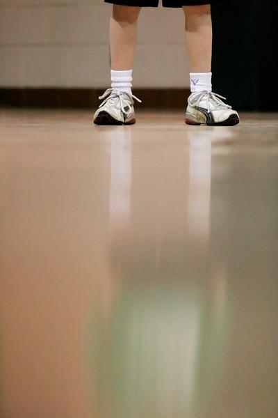 Basketball Feet