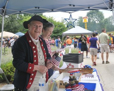Valley Forge Park's Community Picnic