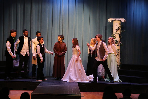 Much Ado About Nothing- Feb, 21 and Feb 23