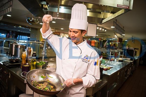 Chef Chris Mejia