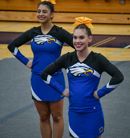 Ali's Cheer Competition 1-10-2020