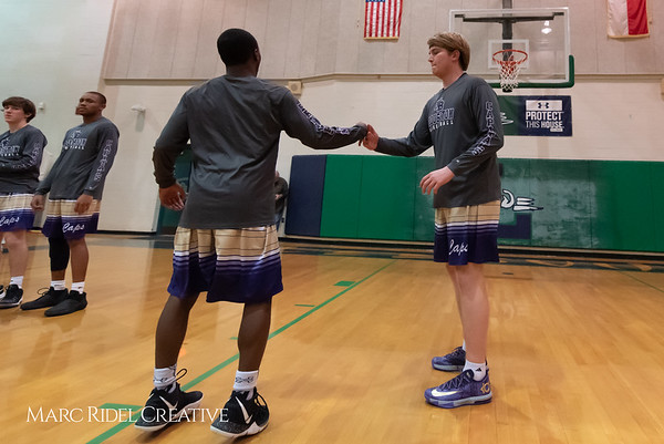 Broughton basketball at Leesville. February 5, 2019. 750_2430