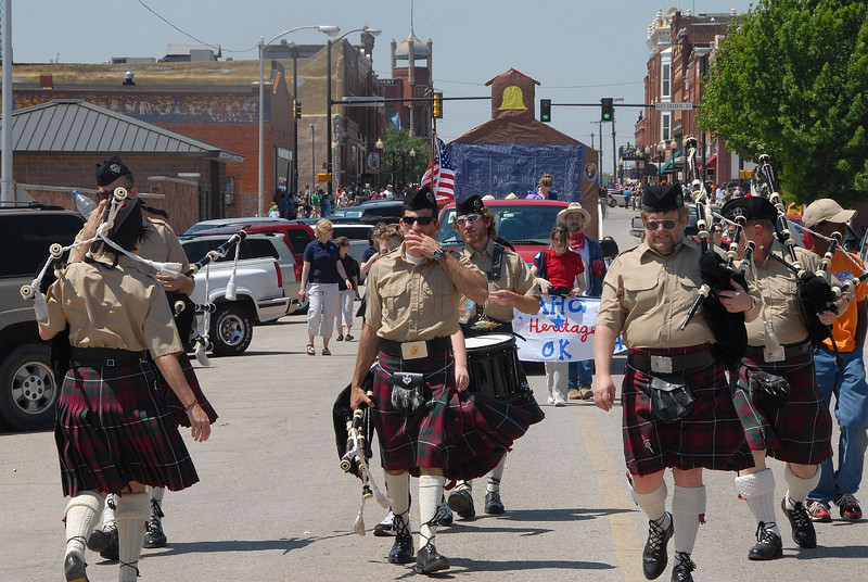 """Welcome to Guthrie's 78th Annual 89er Celebration, the """"birthplace of Oklahoma"""".  This is our 78th consecutive celebration commemorating the run for land on April 22, 1889."""