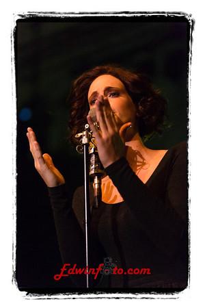 Hooverphonic @ OLT Rivierenhof 2013