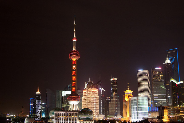 Beijing Shanghai Sep 2011