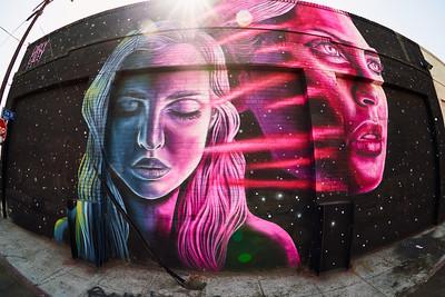 Streetart LA