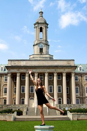Carly's Graduation Penn State 2012