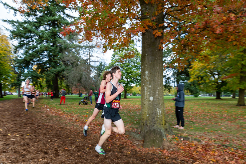 Warner Pacific XC Race