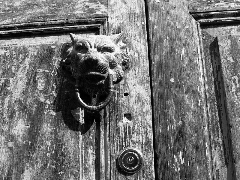 door knocker bw lr.jpg
