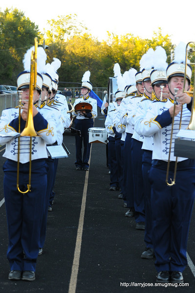 Hillsdale Marching Band