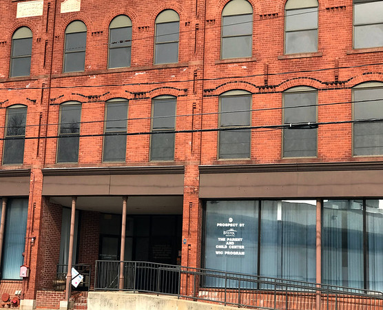 3/8/2019 Mike Orazzi   Staff Bristol Hospital's Parent and Child Center on Prospect Street.