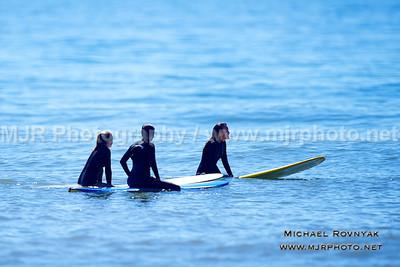 Surfing, Corey Lessons, Melissa H 08.11.13