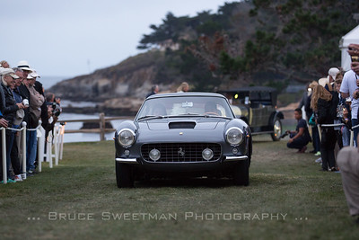 The 2017 Pebble Beach Concours d'Elegance