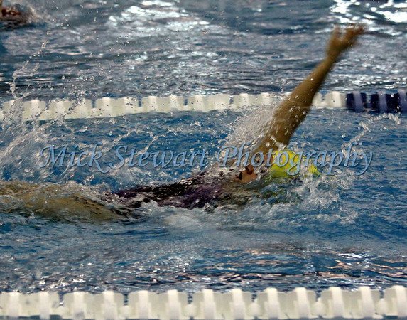 Swimming-Girls Backstroke 100 yd