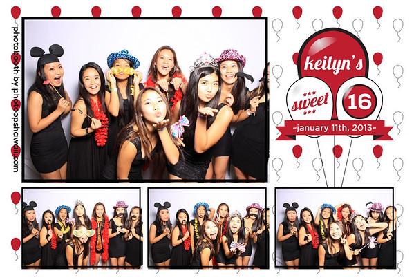 Keilyn's Sweet 16 (Fusion Portraits)