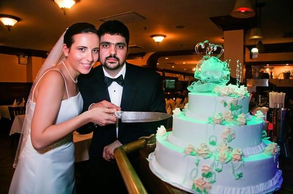 Leonard and Tatiana - Wedding Day