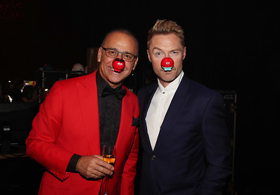 15/3/19  - Ryman and Robert Dyas's Comic Relief Gala Ball