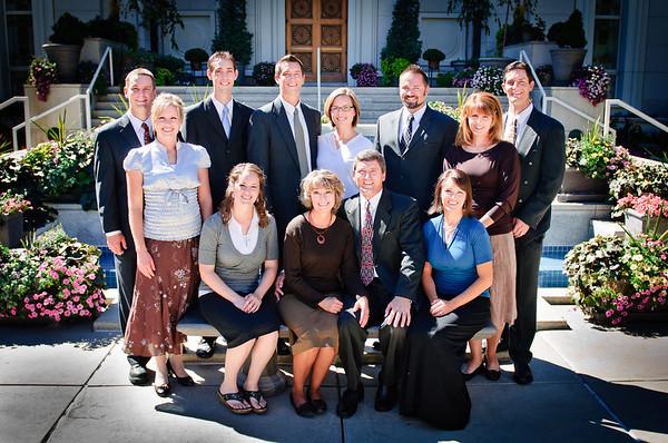 Tew family Sept 2010