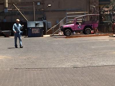 Sedona Pink Jeep, 2018