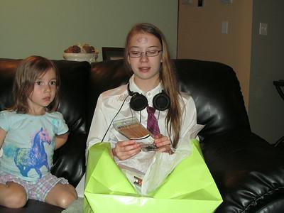 Celia 13th Birthday