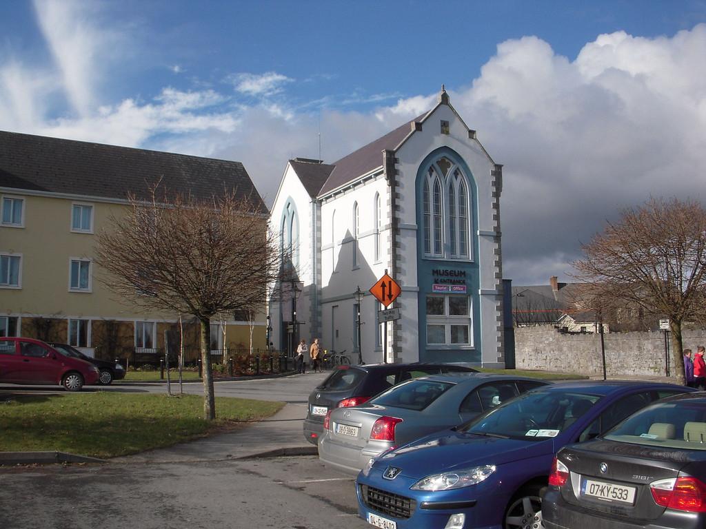 Clare Museum, Ennis, Ireland