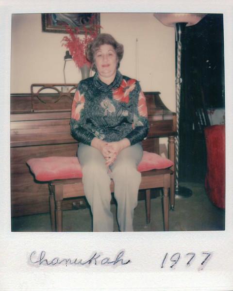 Chanukah 1977