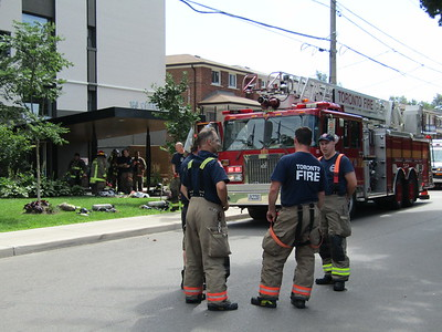 September 4, 2018 - Working Fire - 189 Cedarvale Ave.