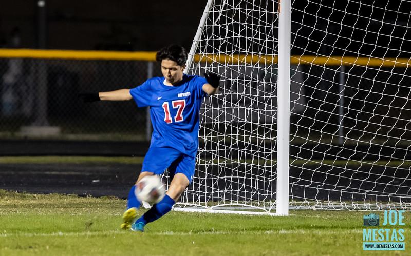 Pinellas Park HS vs Lakewood HS Varsity Soccer