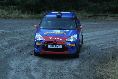S. M. C. Members at the Grizedale Stages (1st of December 2012)