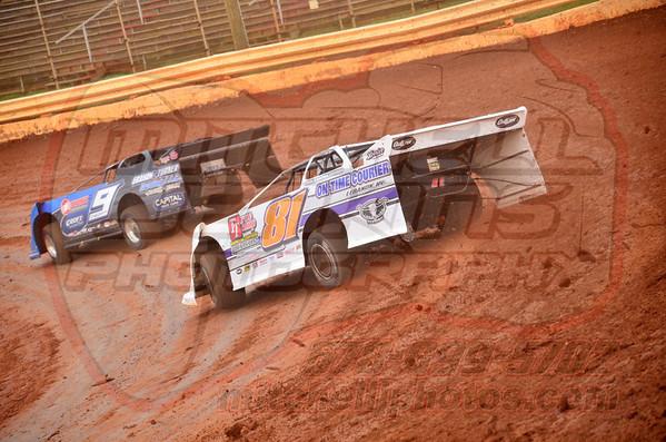 Boyd's Speedway Practice 3/18/16