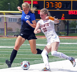 St. Charles North soccer sectional final