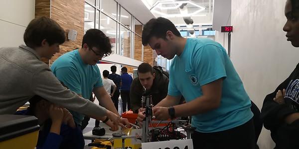 Upper School Robotics