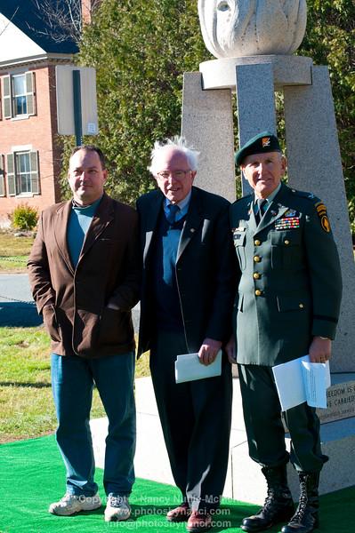 Veterans Memorial Park Dedication