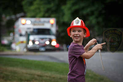 2020-06-19 - LVFD Town-Wide parade