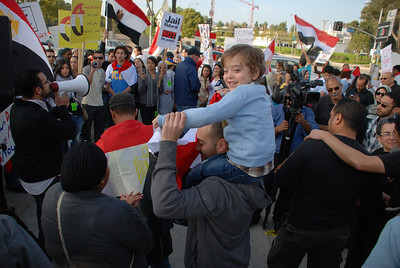 YOUNG EGYPTIANS UPRISING SOLIDARITY