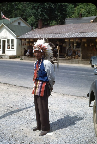 1948 Smokies Indian