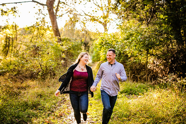Amanda + Frank | Brandywine Trail and West Chester | 10.10.2019