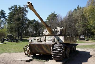 Lenino-Snegiri Military Historical Museum