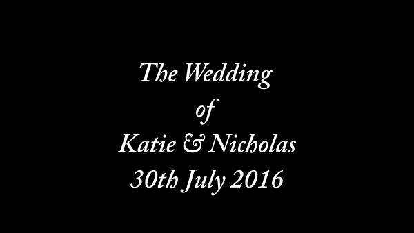 Katie & Tweedy wedding video