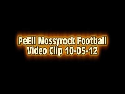 Video PeEll-Mossyrock 10-05-12